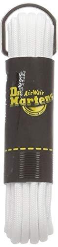 Dr. Martens Round Cordones de zapatos, Amarillo (Yellow), Talla Única