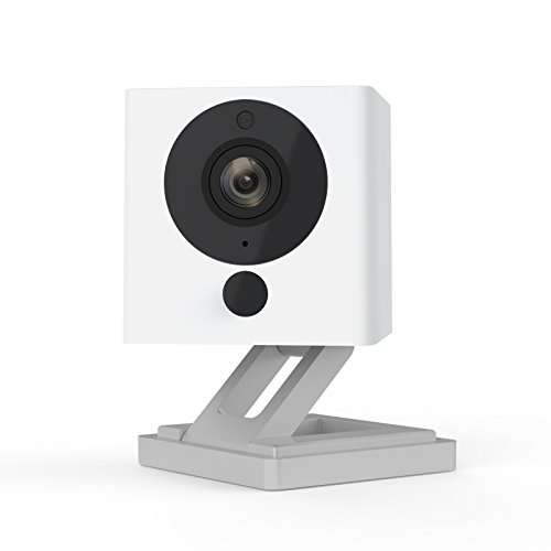 Wyze Cam 1080p HD Indoor WiFi Smart Home Camera with Night...