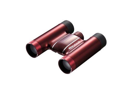Nikon 双眼鏡 アキュロンT51 8x24 ダハプリズム式 8倍24口径 レッド ACT518X24R