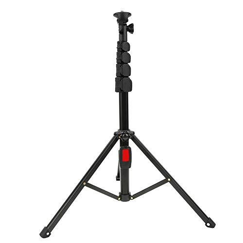 Lantro JS Supporto per treppiede per Telefono all-in-One Solido e Leggero, Bastone per Selfie Pieghevole e Resistente, di buona qualità per Fotocamera mirrorless per Montare Il Telefono Cellulare
