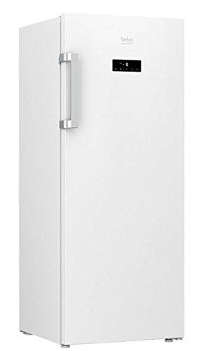 Beko RFNE270E23W Libera installazione Verticale 214L A+ Bianco congelatore