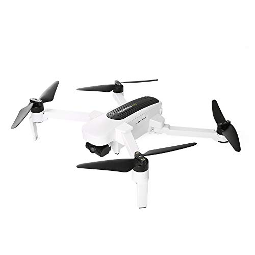 Festnight Hubsan H117S Zino GPS Drone 1KM 5G WiFi FPV UHD 4K Fotocamera a 3 Assi Gimbal Fotografia Aerea Brushless Pieghevole RC Quadcopter