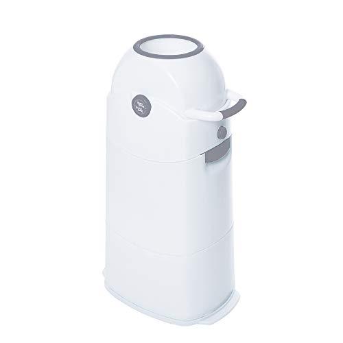 Geruchsdichter Windeleimer Diaper Champ medium - für normale Müllbeutel