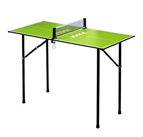 JOOLA Tischtennisplatte Mini green Tischtennistisch,...