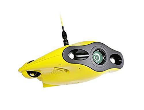 YAOHM Mini Drone Sottomarino Sottomarino in Miniatura con Drone Sottomarino con Telecamera 4K con profondit 100M