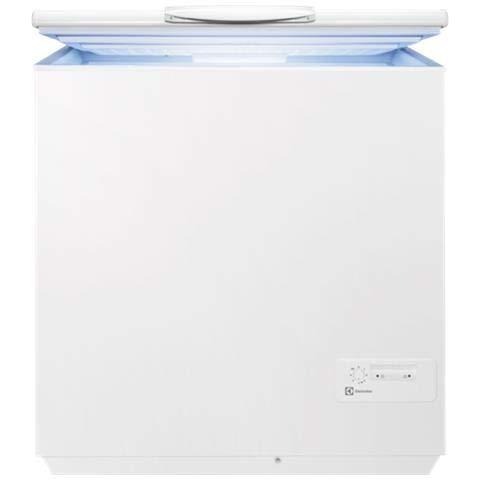Electrolux EC2200AOW2 Congelatore Orizzontale 210 Litri, Bianco