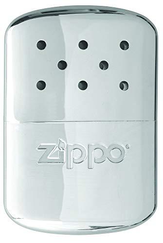 Zippo Hand Warmer, 12-Hour - Chrome Silver