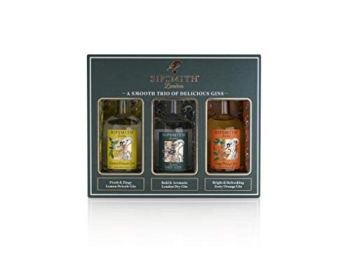 Sipsmith London Mini Trio of Gins, 3 x 5cl