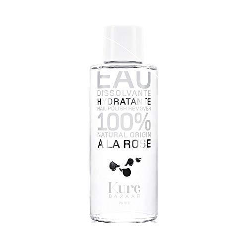 Kure Bazaar Hydrating Nail Polish Remover A la Rose (250 ml)