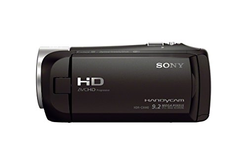 Product Image 1: Sony HD Video Recording HDRCX440 Handycam Camcorder