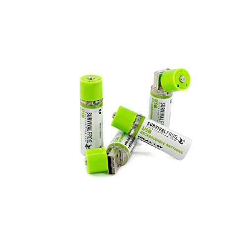 EasyPower USB AA Rechargeable Battery Pack