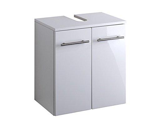 Wohnorama Waschbecken-Unterschrank 50 Parma von Held Möbel Weiß by