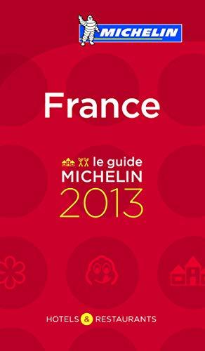 Le guide MICHELIN France 2013 (La guida Michelin)
