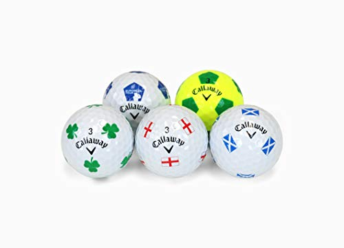 Callaway-Golf-Chrome-Soft-Truvis-Golf-Balls-One-Dozen-Prior-Generation