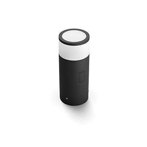Philips Hue White and Color Ambiance LED Calla Erweiterung für den Aussenbereich, dimmbar, bis zu 16 Millionen Farben, steuerbar via App, kompatibel mit Amazon Alexa (Echo, Echo Dot)