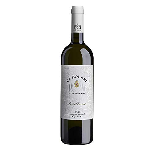 Pinot Bianco Friuli Doc Aquileia 750 Ml - Ca' Bolani