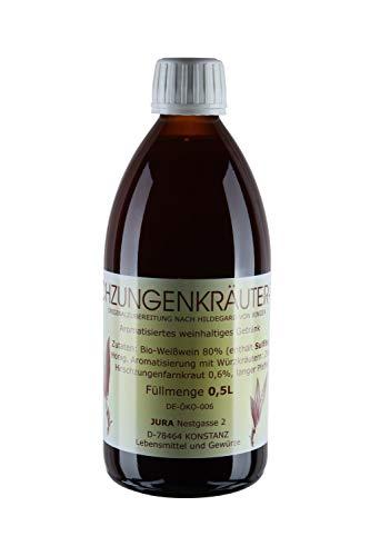 Hirschzungenkräutertrank 0,5 Liter Wein nach Hildegard von Bingen