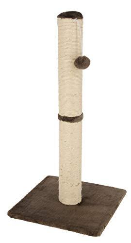 Poste rascador OPAL-MAXI, gris, altura: 78 cm