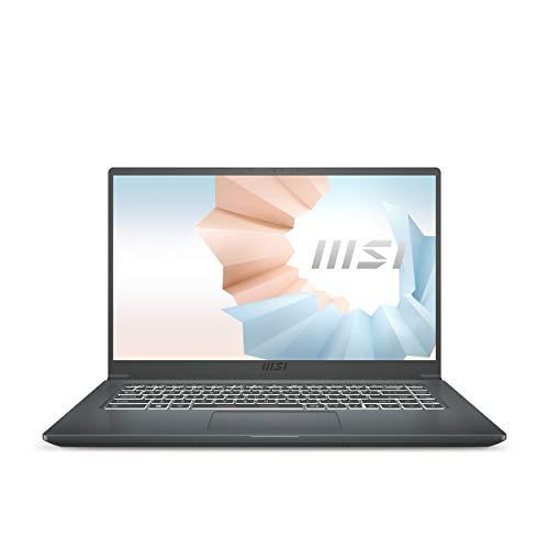 "MSI Modern 15 A11M-217XIT - Notebook 15.6"" FHD, Intel Core I5-1135G7, Intel Iris Xe, RAM DDR4 8GB, SSD M.2 PCIe 512GB, No-OS [Layout Italiano]"