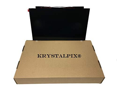 New KrystalPix LCD Display FITS - Asus Vivobook F441 F441B F441BA 14.0' Non-Touch FHD 1080P WUXGA LED Screen