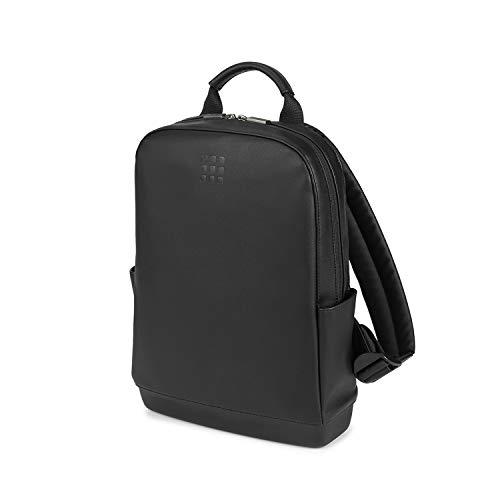Moleskine Zaino Porta PCCompatibile con Computer, Laptop, Notebook e iPad fino a 13'', Dimensioni 27 x 36 x 9 cm, Colore Nero