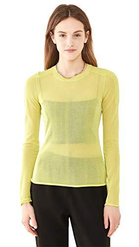 31Mzis+TlyL Shell: 78% viscose/22% nylon Fabric: Lightweight knit Dry clean