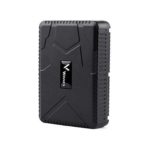 Zeerkeer Localizador GPS para Vehículos, 10000mAH GPS Tracker Astreo...