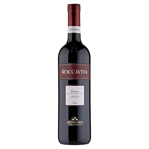 Moncaro Roccaviva Piceno Doc Superiore Vino Rosso - 750 Ml