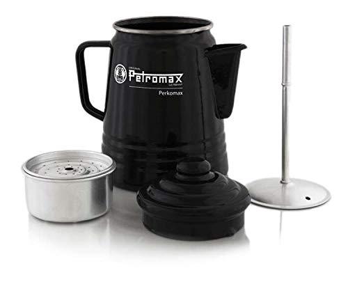Petromax Perkolator Perkomax 1,5 Liter (schwarz)