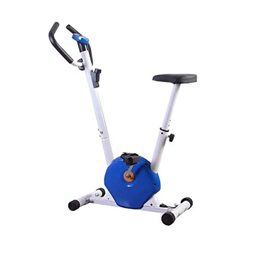 YFFSS Exercise Bikes, Foldable Exercise Bike, Home Ultra-Quiet Indoor Exercise Pedal Exercise Bike, Weight Loss Fitness Equipment with LCD Display 1