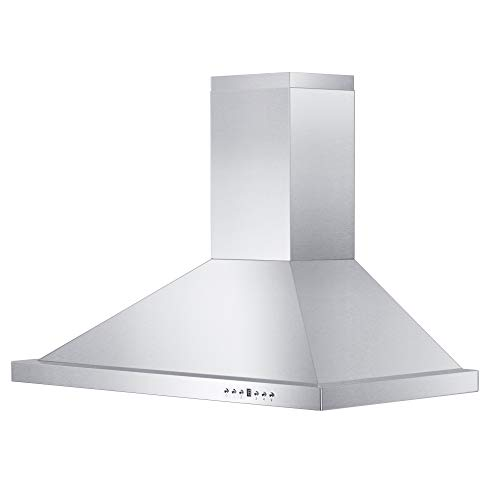 1. Z Line KB-36 Stainless Steel Wall Mount Range Hood