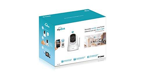 Product Image 1: D-Link DCS-5000L Videocamera di Sorveglianza, Wireless N, Giorno e Notte, Motorizzata, VGA