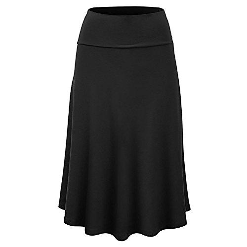 MOMOXI Faldas para Mujer,Falda asimétrica Cintura Alta Estampado Mariposa Mini Falda Mujer Plisada Escocesa Elegante Invierno Alta Cinturilla Elástica de Encaje(con Hermosa Cadena en la Cintura)