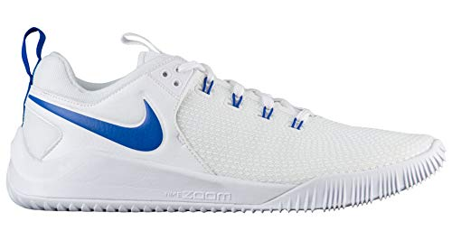 Nike Women's Zoom Hyperace 2 White/Game Royal (11)