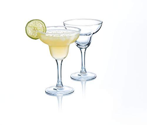 Luminarc N1643 - 6 bicchieri Margarita 27 cl-Cocktail Bar, trasparente