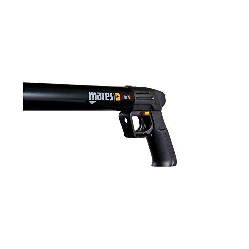 Mares Erwachsene Pneumatic Gun Jet Druckluftpumpe, Schwarz, 41 cm