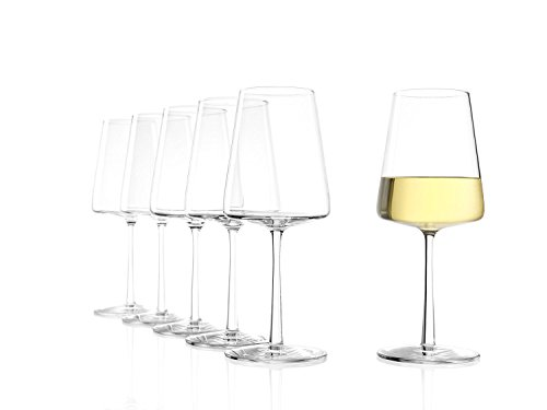 Stlzle Lausitz Power Calice Vino Bianco, 400 ml, 8.5 cm, 6 unit