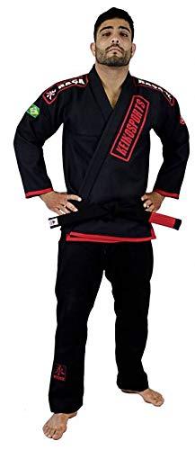 Kimono jiu jitsu ouro
