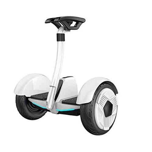 DTTKKUE Hoverboard 10 Pollici Ruote Offroad con Bluetooth Speaker E Biciclette App Elettrico...