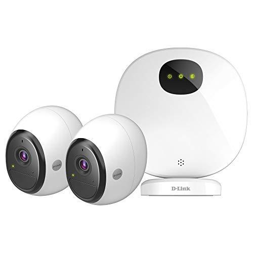 Cámaras de vigilancia Dlink