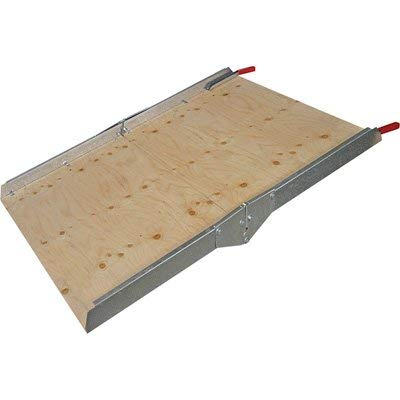 West Build-Your-Own Utility Ramp Kit - 600-Lb. Capacity, 4ft.L, Model Number 1240