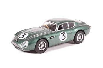 Oxford Diecast AMZ002 Aston Martin DB4GT Zagato 2 VEV (Jim Clark Goodwood 1961)