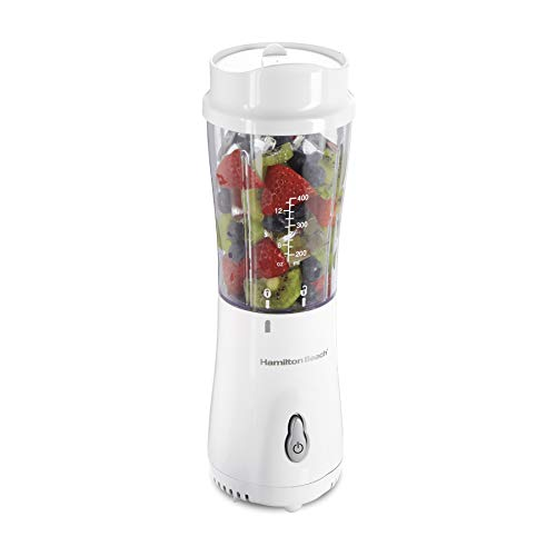 Hamilton Beach Personal Blender for Shakes and Smoothies...