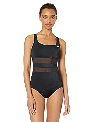 High bust support - wide straps ideal for high impact and max support Removable soft cups for custom coverage and comfort Standard leg opening - Engineered to be the ideal fit that maximizes coverage and range of motion Moderate coverage - offers mor...