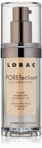 LORAC POREfection Foundation, PR5-Golden Light,...