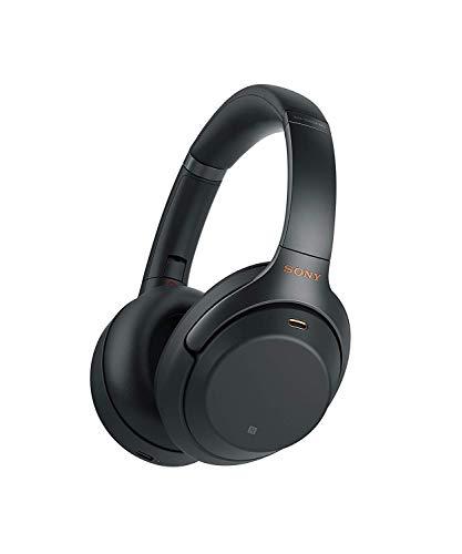 Sony WH-1000XM3B - Auriculares de Diadema inalámbricos, con Alexa integrada -  color negro