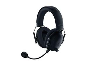 Razer BlackShark V2 Pro - Casque de Jeu Esports Premium sans Fil (Casque sans Fil avec Pilote de 50 mm, Réduction du Bruit pour PC, Mac, PS4, Xbox One et Switch)