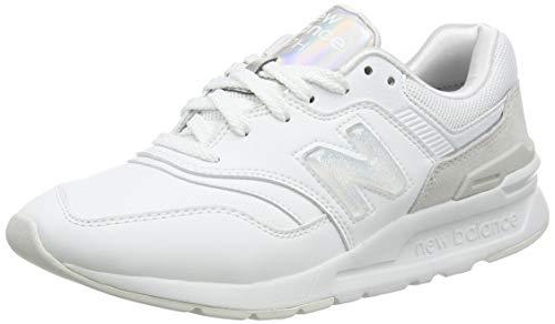 New Balance 997H', Zapatillas Mujer, Blanco, 38 EU