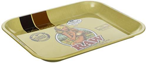 Bandeja de Liar Rolling Tray RAW Large RAW GIRL (340x275mm)