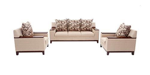 Furniture World Stan 5 Seater Fabric Sofa
